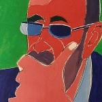 Gabriele Donelli autoritratto