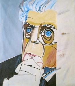 Ritratto di Eugenio Montale