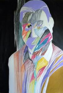 Ritratto di Francis Bacon